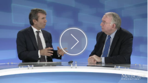 View the discussion with Noel G. McElvaney, MD and Kenneth Chapman, MD.